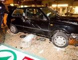Unfall in Götzis