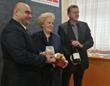 Hannes Mosonyi, Verena Dunst und Helmuth Renner