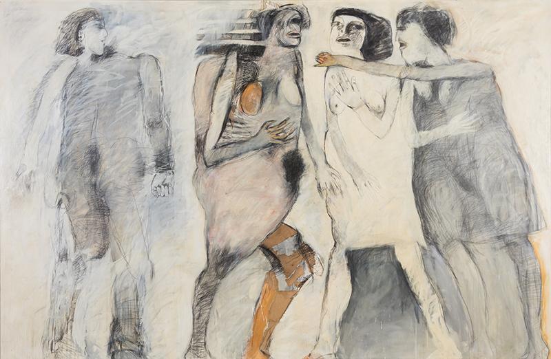 Adolf Frohner / Das Urteil des Paris, 1969/1970