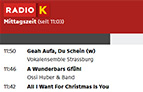 Radio Kärnten on demand Promo Jornale