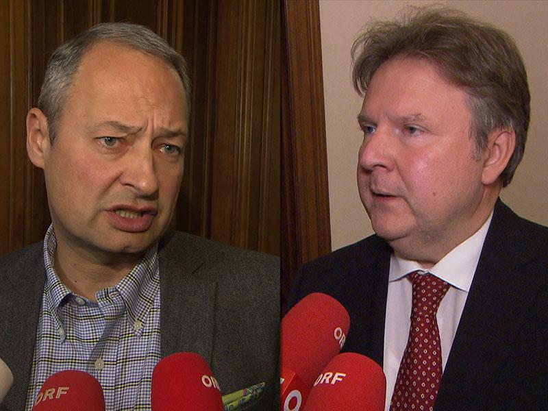 Häupl-Nachfolge: Nur zwei Kandidaten