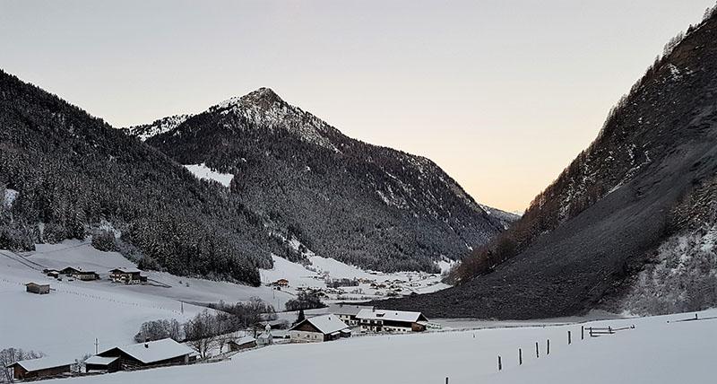 Bergsturz Vals