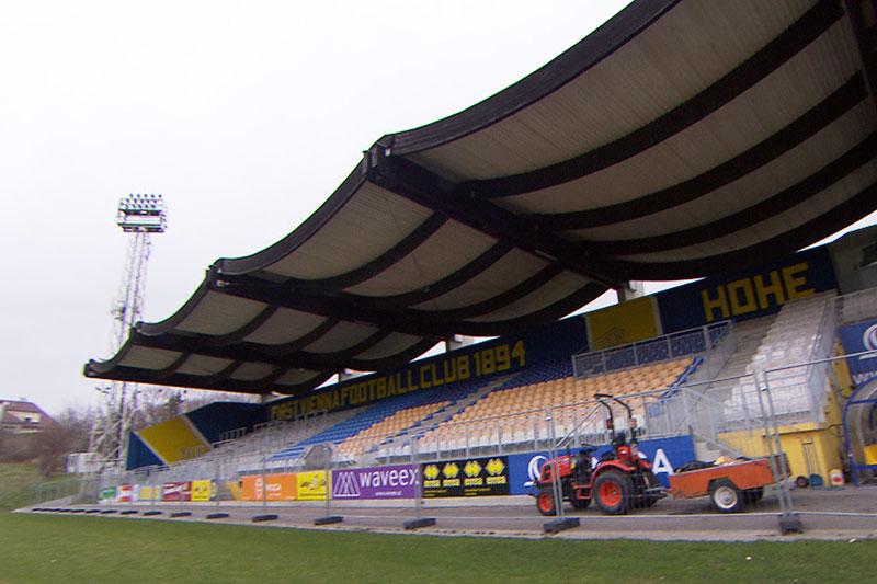 Vienna Stadion Tribüne