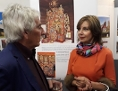 """Ausstellung """"Holzkirchen in der Slowakei"""", Alena Heribanová und Peter Illcík"""