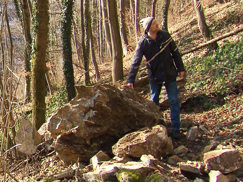 wanderweg Hohenems gesperrt
