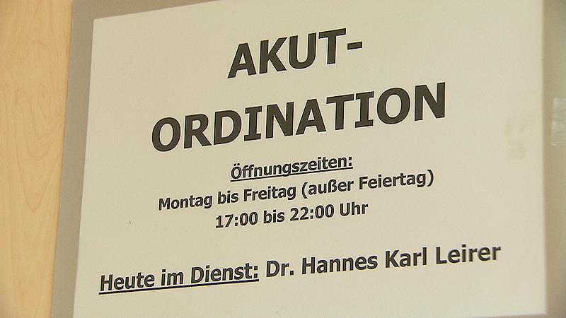 Lokalaugenschein Akutorganisation Oberwart