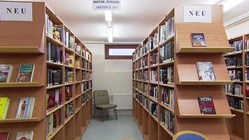 AK Bücherei Oberwart