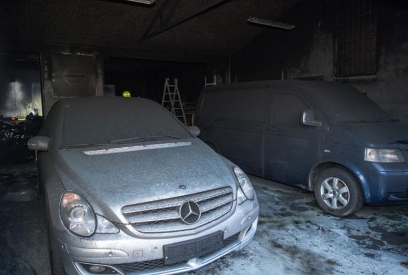 Brand Autohaus, Schauraum
