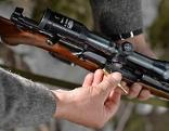 Jagdgewehr Jäger Patrone