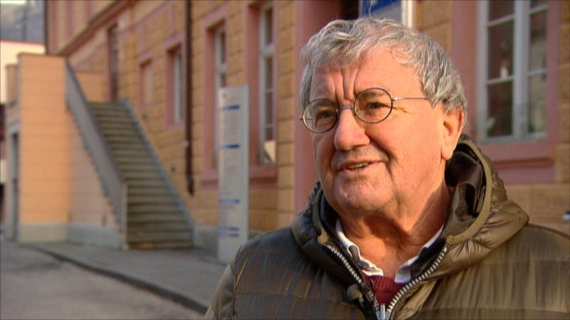 Heinz Gutweniger im Interview