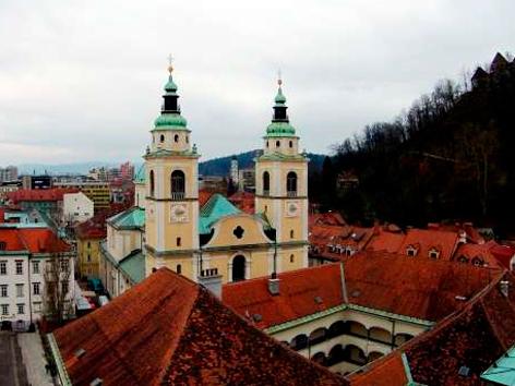 Nadškofija Ljubljana denacionalizacija denar