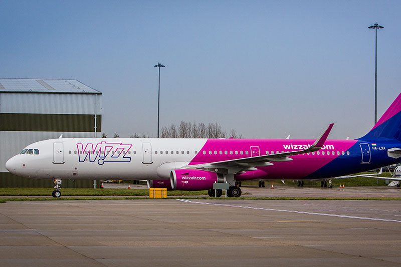 Wizzair Laukut : Wizz air landet in wien orf at