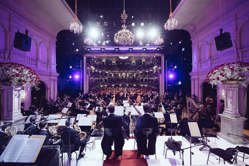 Ballsaal Opernredoute