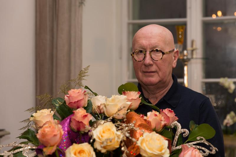 Opernredoute, Rudolf Hajek, Burgflorist, Blumendeko