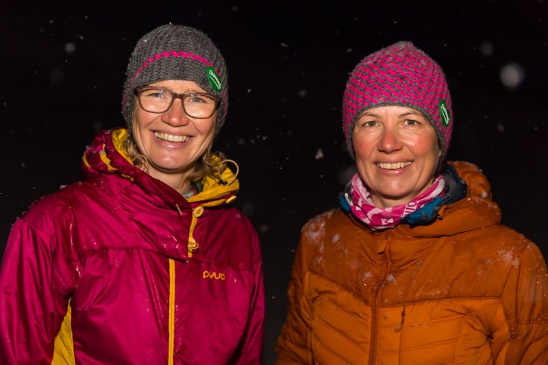 Schneeschuhwandern, Elisabeth Zienitzer, Silvia Sarcletti