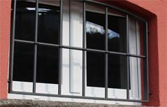Fenster Fenstergitter Gitter vergittert