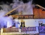 Wohnhausbrand Diepolz