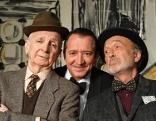 Peter Matic, Nicolaus Hagg, Miguel Herz-Kestranek