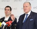 SPÖ Präsentation Arbeitsprogramm