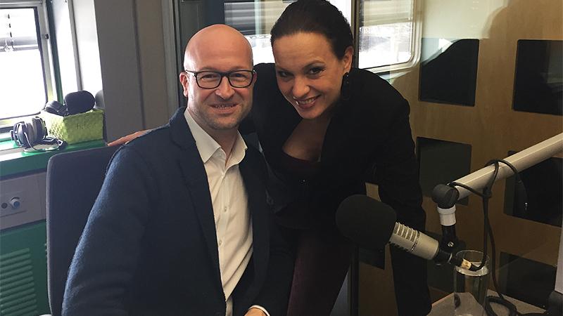 Bernd Pürcher und Kathi Wenusch