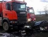 Verkehrsunfall Langschwarza Schrems