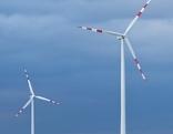 Windräder Windkraft Stromverbrauch