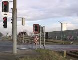 Eisenbahnkreuzungen in Sankt Pölten