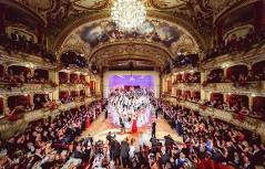 Opernredoute 2017, Ballsaal