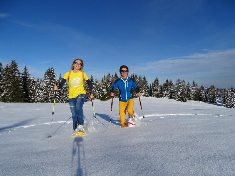 Schneeschuhfestival
