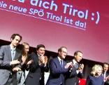 SPÖ Wahlkampfauftakt