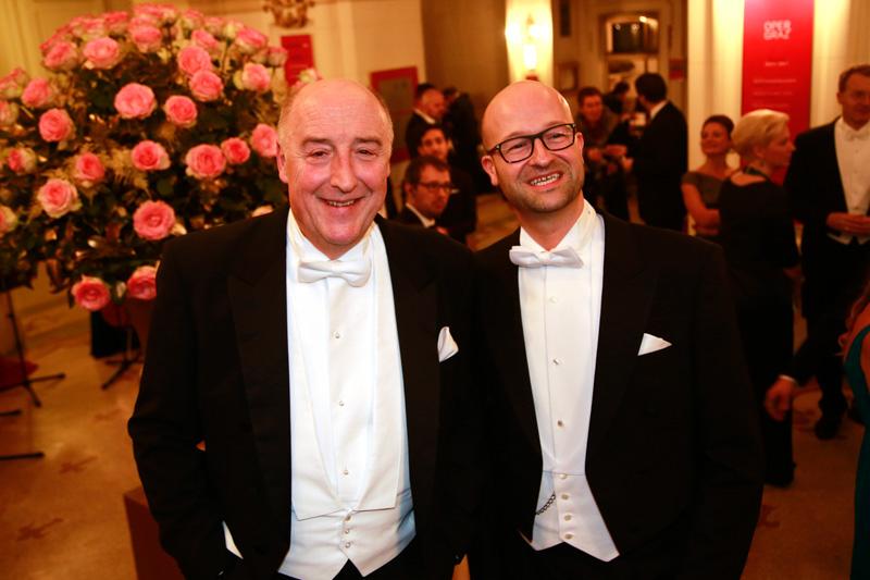 Michael Tomec, Bernd Pürcher, Opernredoute