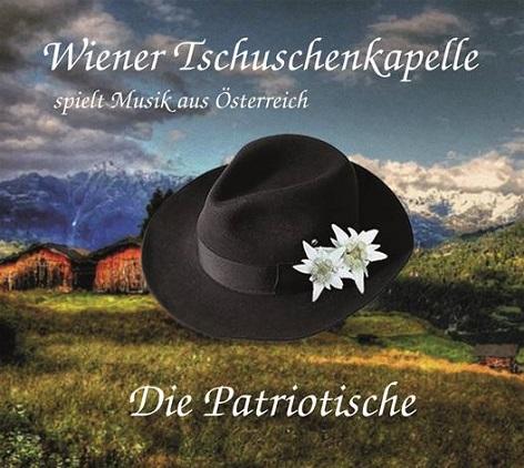 CD der Wiener Tschuschenkapelle