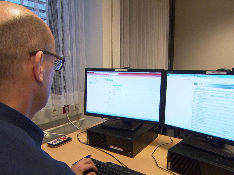 Softwareprobleme behindern Polizeiarbeit – wien.ORF.at