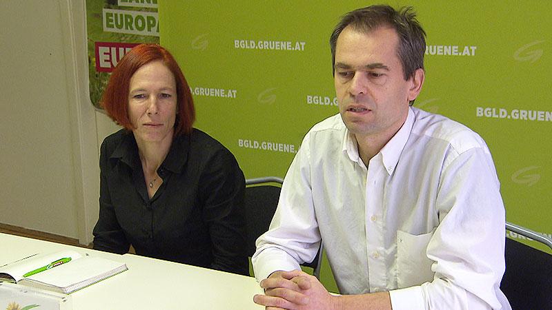 Irmi Salzer und Wolfgang Spitzmüller