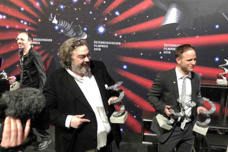 Filmpreis 2018 Gala Grafenegg Gewinner