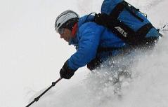 Gerd Frühwirth Pulverschnee Powder Touren Skitour Veriantenfahren Freerider