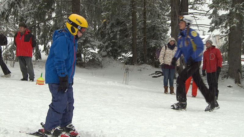 Pinkovac skijaški dan škola