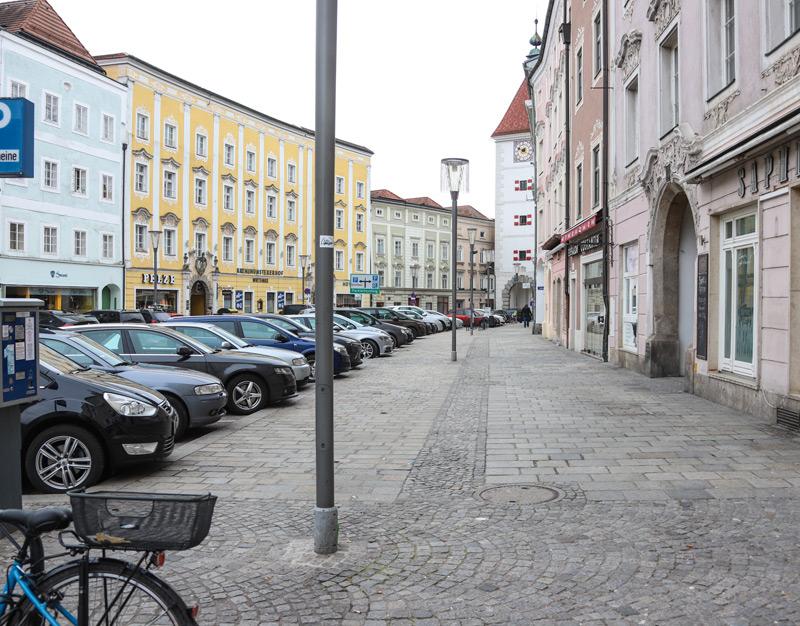 Wels Stadtplatz