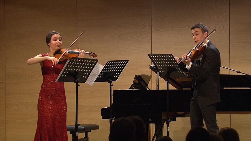 Lara i Luka Kustrić