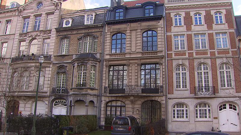 Brüssel, Botschaft Österreich
