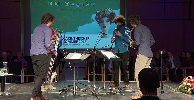 Carintischer Sommer 2018 Programm