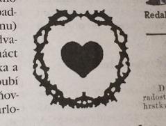 Ceske srdce ve Vidni