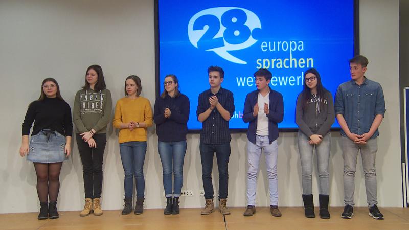 Dobitniki jezičnoga naticanja europski jeziki 2018.