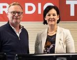 Michael Irsperger und Andrea Haselwanter-Schneider