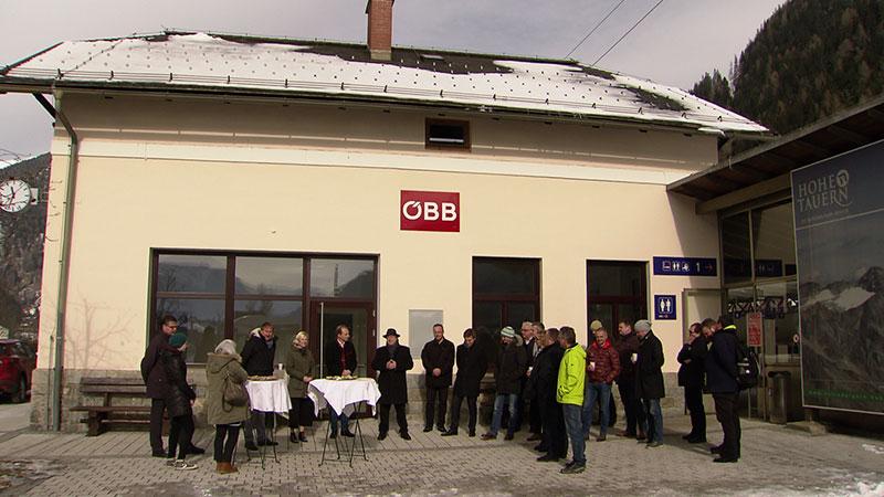 Bahnhof Mallnitz