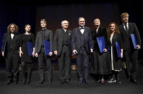 Prešernove nagrade podelitev 2018