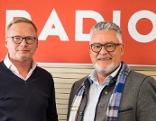 Michael Irsperger und Josef Schett