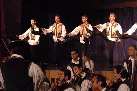 Ungarisches Ensemble RAJKÓ