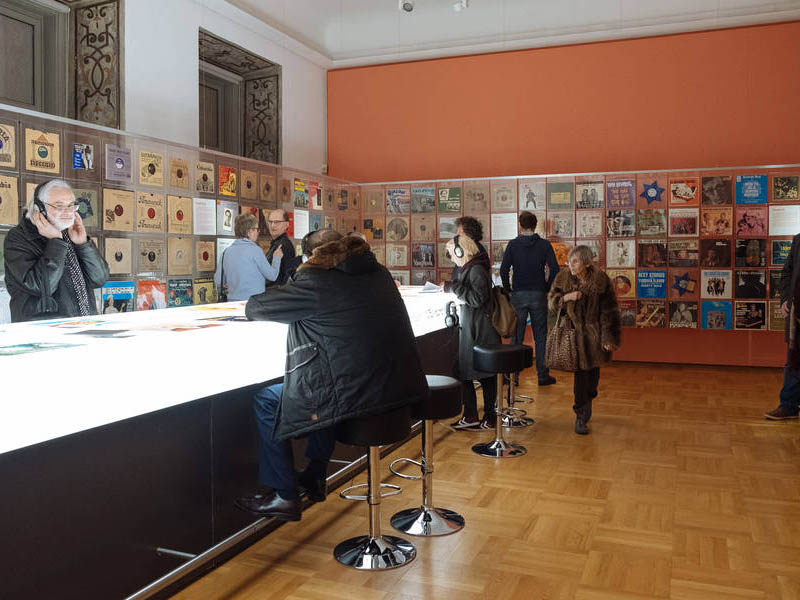 Jukebox. Jewkbox!, Ausstellung GrazMuseum