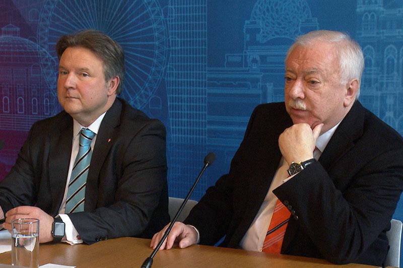 Michael Häupl tritt am 24. Mai zurück – wien.ORF.at